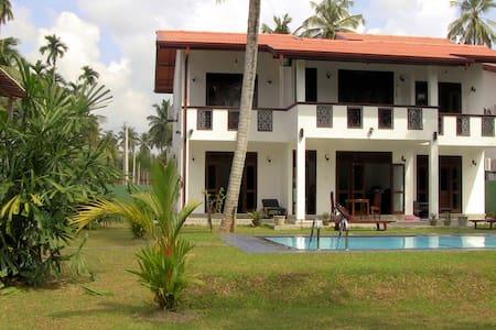 River Place Guesthouse - Zimmer 3 - Beruwala - Bed & Breakfast