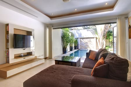 2 Bedroom Pool Villa in Phuket - Choeng Thale - Hus