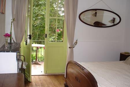 Chambres hôtes charme Monségur (33) - Sainte-Gemme
