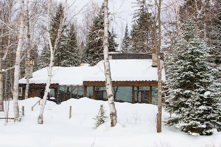 Spacious Rustic Cottage - Maple Leaf - Kisház