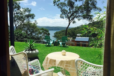 Private Apartment - Pittwater views