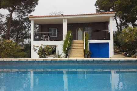 Villa with Pool near Sierra Calderona Nature Park - Chalet