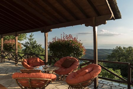 villa Alexandra,  beautiful mountain view - Magnesia Prefecture - Villa