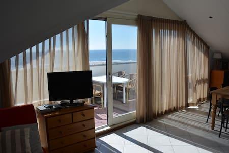 Strandappartement de Waker - Lakás
