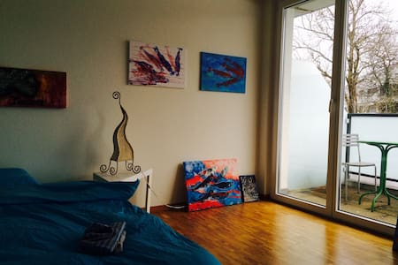 sunny room for rent - Appartement