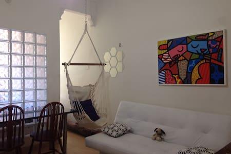 Cozy apartment Flamengo 01 bdr air