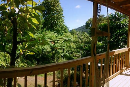 Roots Jungle Retreat - AbaKai - Marigot