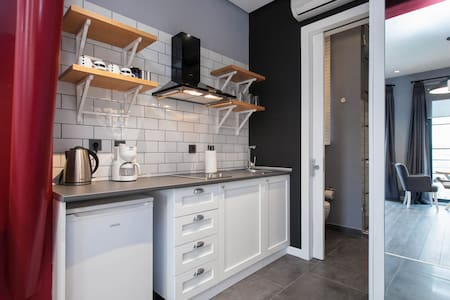 Cozy little loft Apartment 2 - Beyoglu - Apartment