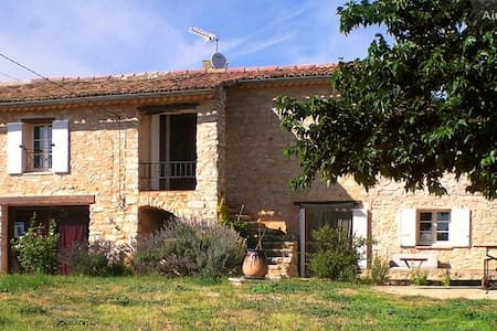 B&B in Provence - bio, veg, nature - Quinson