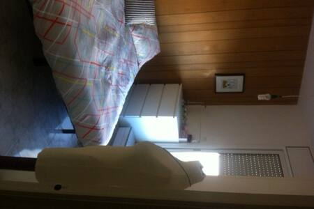 Cozy penthouse flat