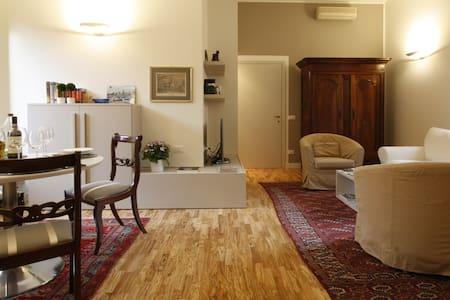 Apt. right in the middle of Pavia - Pavia