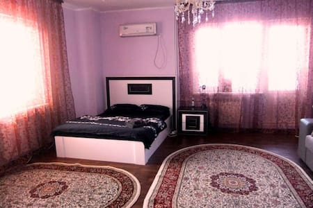 2х комнатная квартира в Алматы - Almaty - Apartment