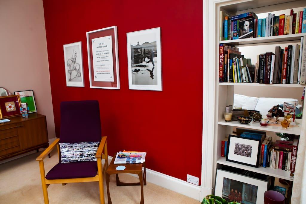 Edinburgh room for 2-great location