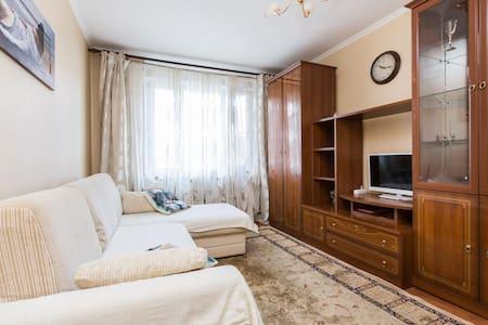 Апартаменты недалеко от Шереметьево - Apartamento