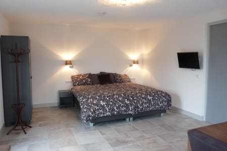 Room at farm in Drenthe - Meppen - Bed & Breakfast