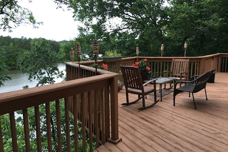 Lakeside Haven - Greenville - Maison
