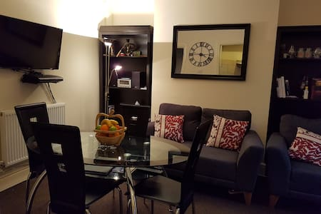 Comfy and Convenient House Close to the Centre - Liverpool