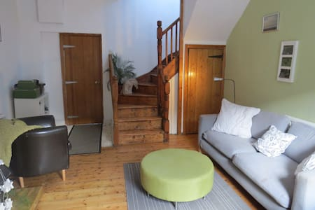 Peaceful, centrally located room