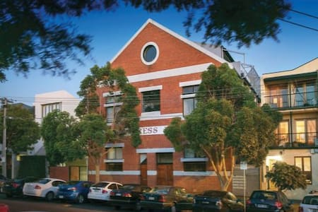 Modern New York Style Town House with Parking - South Melbourne - Townhouse