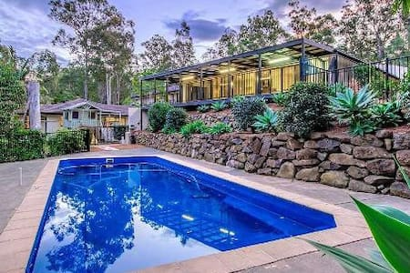 Gold Coast Hinterland Retreat - House
