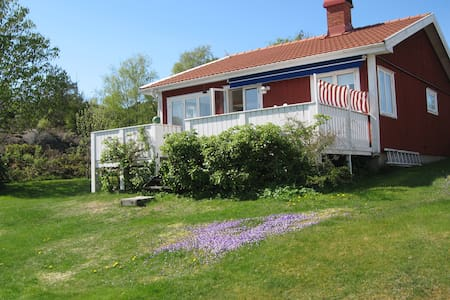 Cosy cottage by the sea. - Lysekil - House
