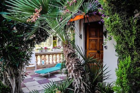 Romantisches Haus für 2 Personen in Strandnähe - House