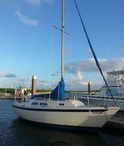 Sailboat Adventure - Boat