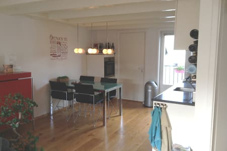 Great apartment with roof terrace - Amsterdam - Apartment
