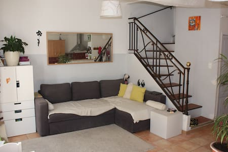 Provencal house - Puyloubier - Hus