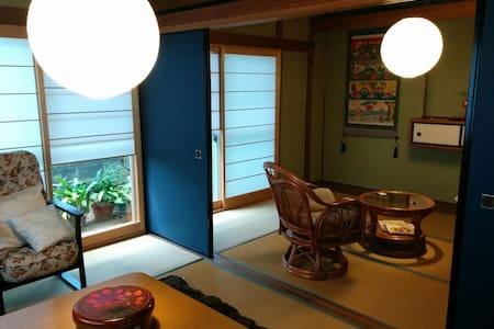 Private, Comfortable, Traditional Japanese House - 徳島市 - Huis