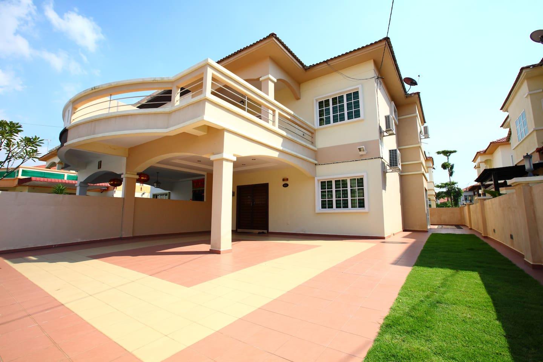 Alan de Villa-holiday home