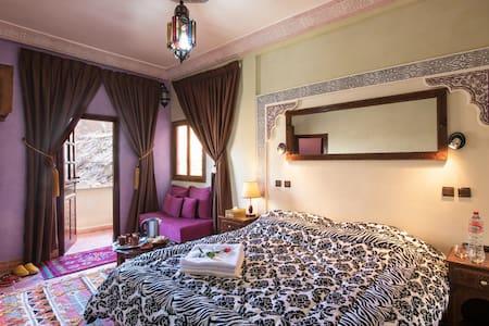 Riad Atlas Prestige - imlil - Bed & Breakfast