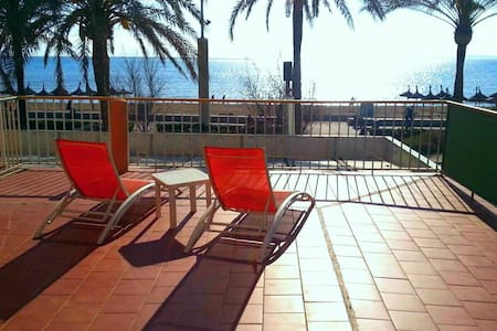 Beach Front/Room with Bath on Suite - Palma - Bed & Breakfast