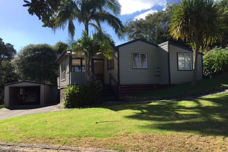 The Cottage, Waihi Beach. - Hus