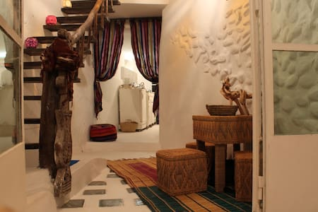 Dar Madlene - home away from home - Essaouira