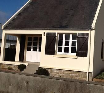 Maison sympathique près de la mer - Haus