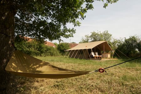 A Fully Equiped Luxury Safari Tent  - Tent