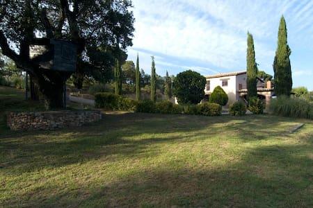 Masia Catalana con piscina - MAÇANET DE LA SELVA - Casa