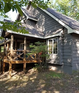 4 Bedroom 3 Bath Pocono Mountain Getaway Sleeps 10 - Blakeslee - Townhouse