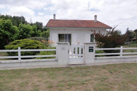 Maison type landaise 6 pers. maxi  - Sainte-Eulalie-en-Born - Haus