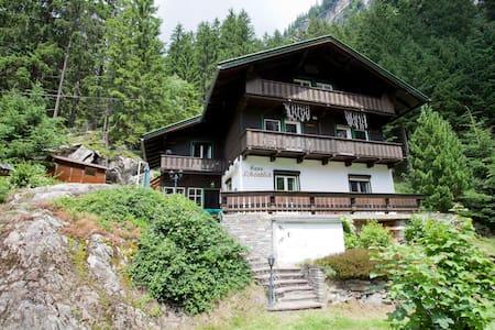 85 m² Haus Schönblick in Zillertal - Appartement