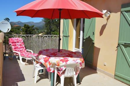 t3  terrasse ensoleillé - Marseille - Wohnung