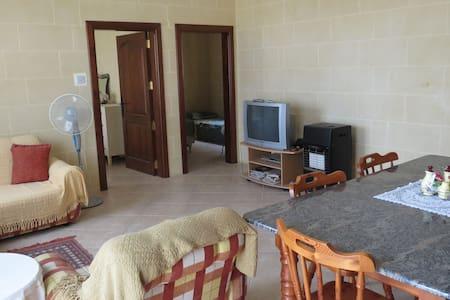 Modern Apartment Xaghra Gozo - Apartment