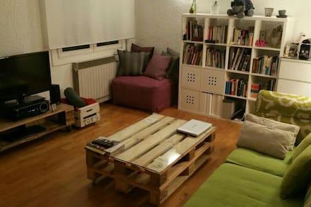 Habitación individual acogedora