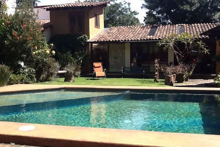 Cozy Malinlaco  - Malinalco - Bed & Breakfast