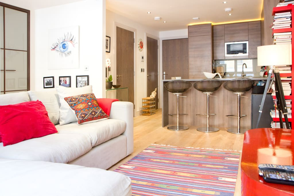 Luxury stylish Aparment in Chelsea