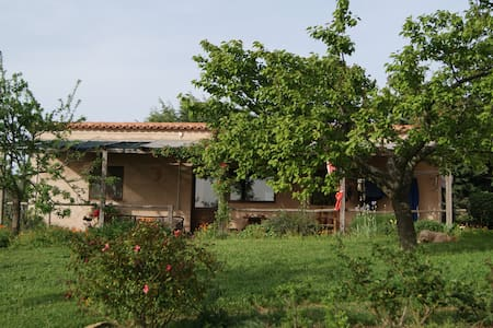 Tranquillità in campagna - Montorgiali - Wohnung