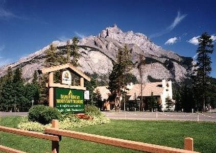 Banff Rocky Mountain Resort One Bedroom - Appartement