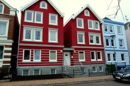 """My-Bed Appartementhaus """"Steinrader Weg III"""" - Lübeck"""