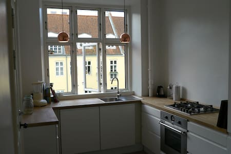 Great Copenhagen apartment, close to - Frederiksberg - Apartment